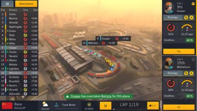 Motorsport Manager Mobile 2 screenshot #4