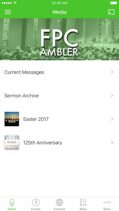 FPC Ambler screenshot 1