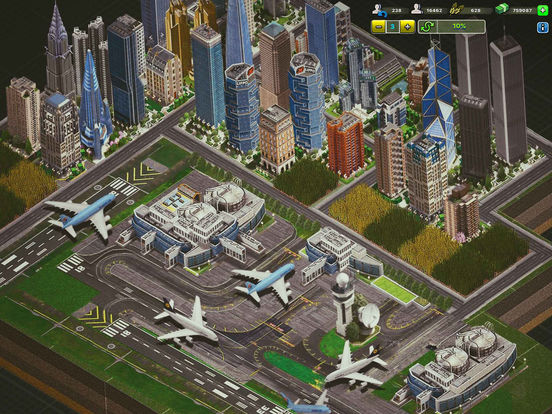 Airplane Village™ screenshot 5