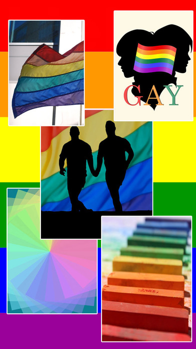 LGBT - Gay & Lesbian Wallpapers & Image Quotes screenshot 5