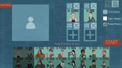 Burgle Bros screenshot 1