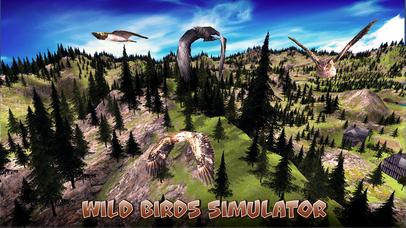 Wild Bird Survival Simulator screenshot 1