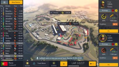 Motorsport Manager Mobile 2 screenshot #2