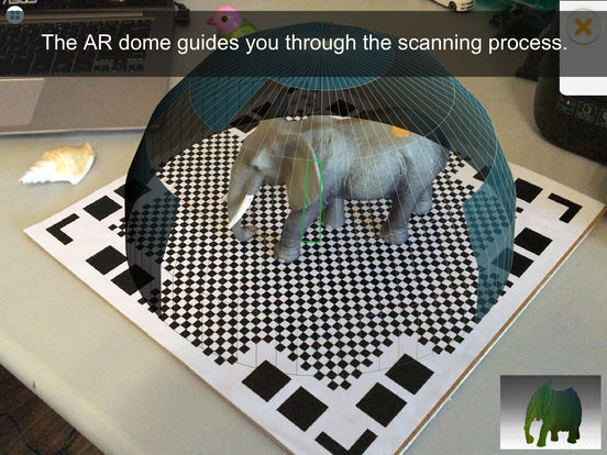 Qlone 3D Scanner | Apps | 148Apps