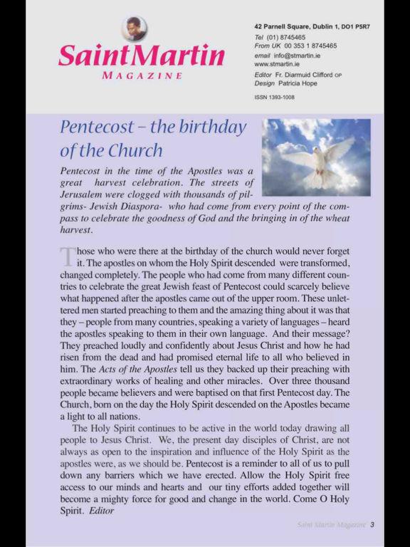 St Martin Magazine screenshot 8
