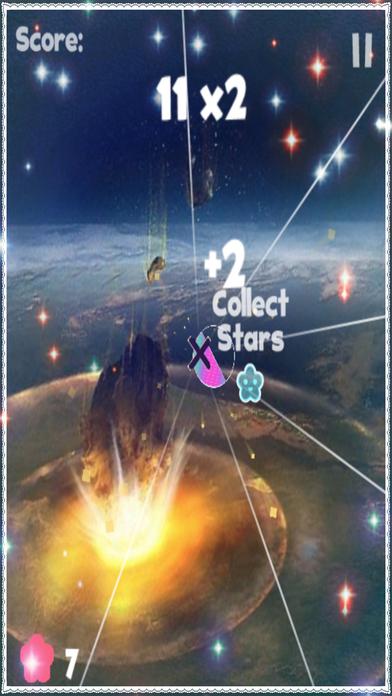 Space Falling Crush Ball screenshot 1