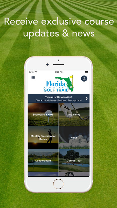 Florida Golf Trail screenshot 2