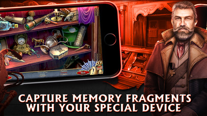 Grim Facade: The Red Cat - Hidden Objects screenshot 3