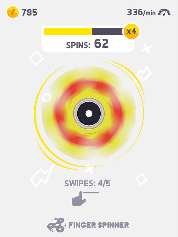Fidget Spinner screenshot 7