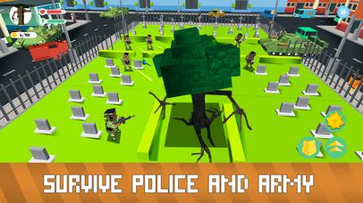 Blocky Monsters Smash Full screenshot 3