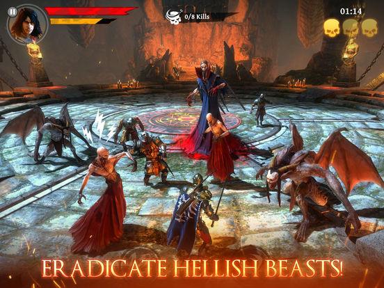 Iron Blade: Medieval RPG screenshot 9