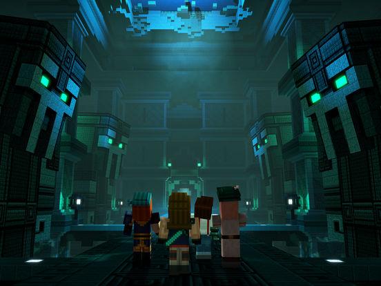 Minecraft: Story Mode - Season Two screenshot #4