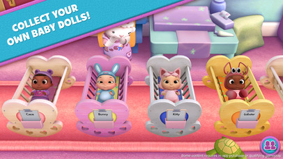 Doc McStuffins: Baby Nursery screenshot 1