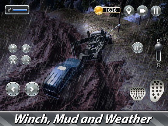 Tow Truck Offroad Driving Full screenshot 6