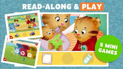 Daniel Tiger's Storybooks screenshot 3