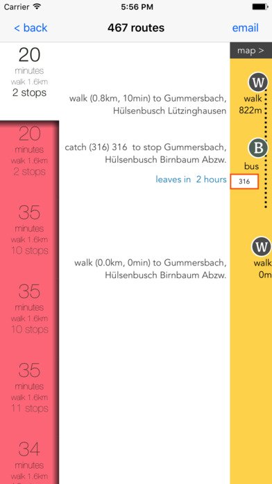 Cologne Public Transport Guide screenshot 3