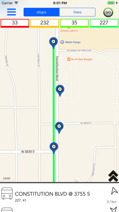 Salt Lake City Transport screenshot 5