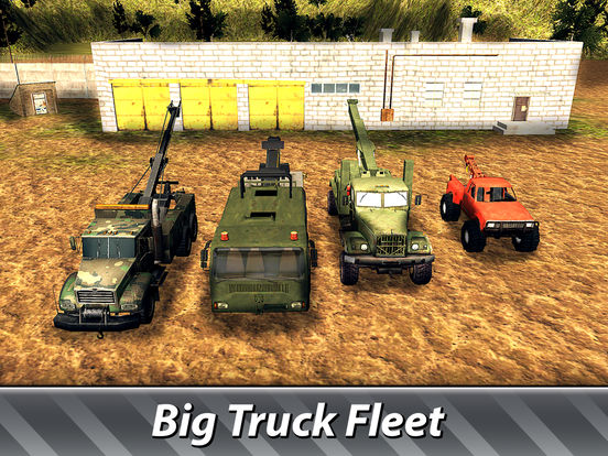 Tow Truck Offroad Driving Full screenshot 8