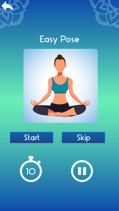 Ez Yoga screenshot 1