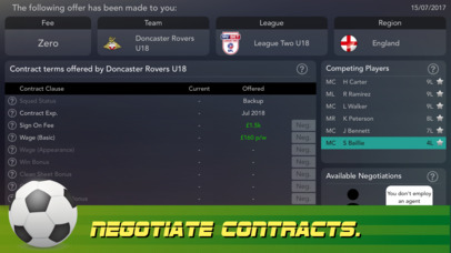 Football Superstar screenshot 3