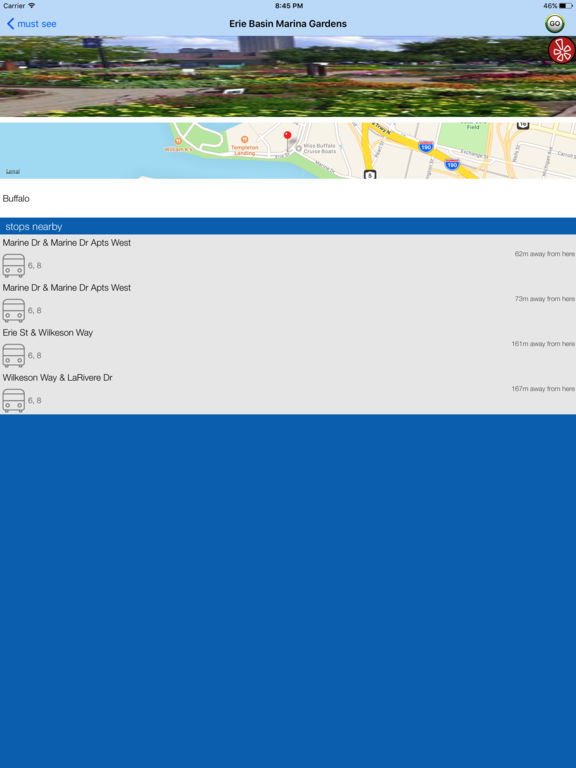Staten Island Public Transport Guide screenshot 8