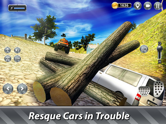 Tow Truck Offroad Driving screenshot 7