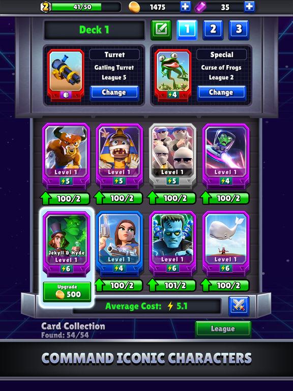 Chaos Battle League screenshot 8