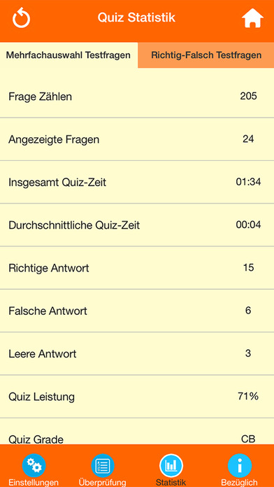 Österreich Wissenstests screenshot 4