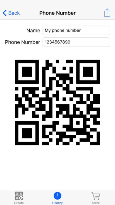 2d Barcode Generator - Custom QR Code Creator screenshot 1