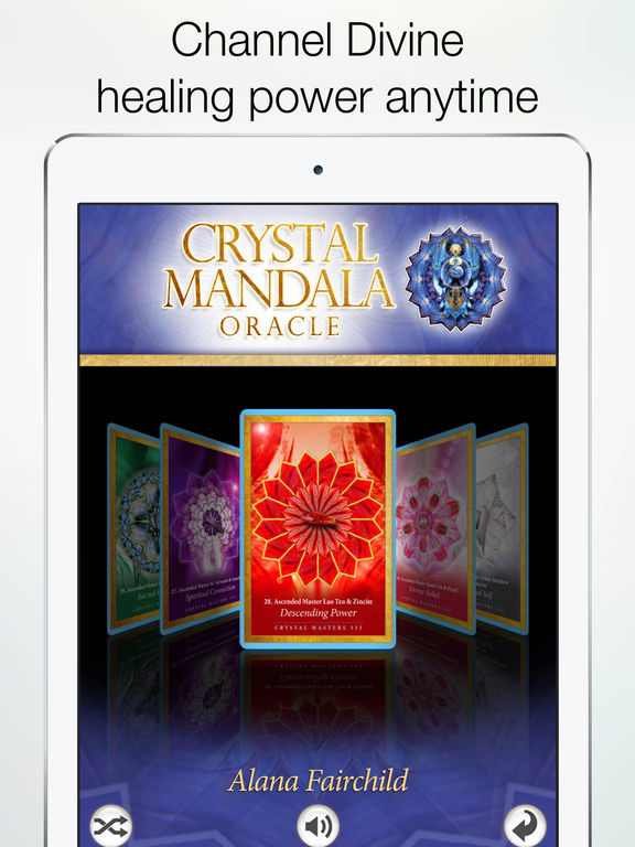 Crystal Mandala Oracle screenshot 6