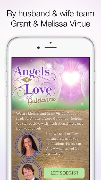 Angels of Love Guidance - Melissa and Grant Virtue screenshot 5