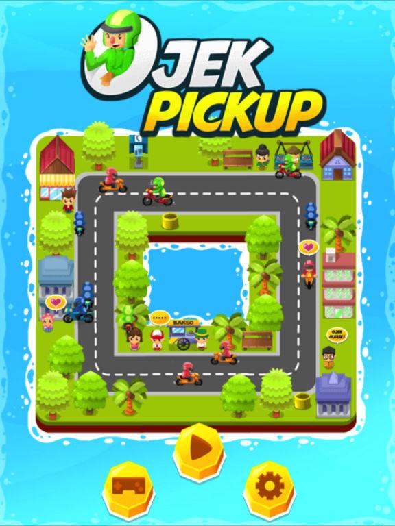 Ojek Pickup screenshot 5