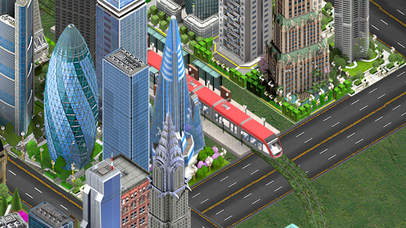 TRAM CITY™ screenshot 5