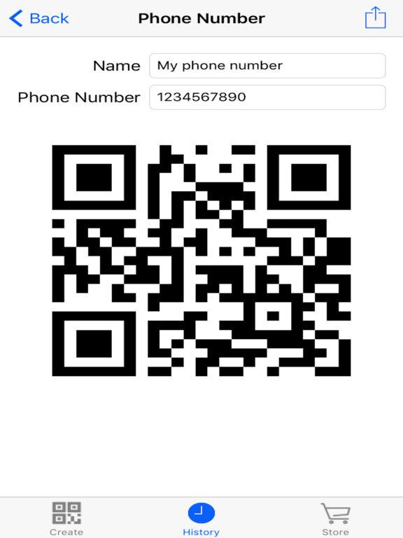 2d Barcode Generator - Custom QR Code Creator screenshot 4
