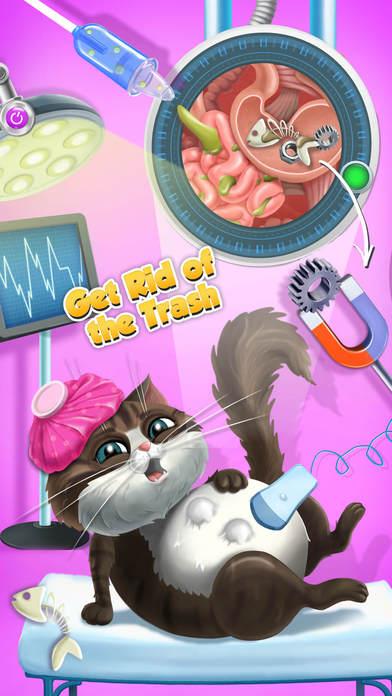 Farm Animals Hospital Doctor 3 - No Ads screenshot 2