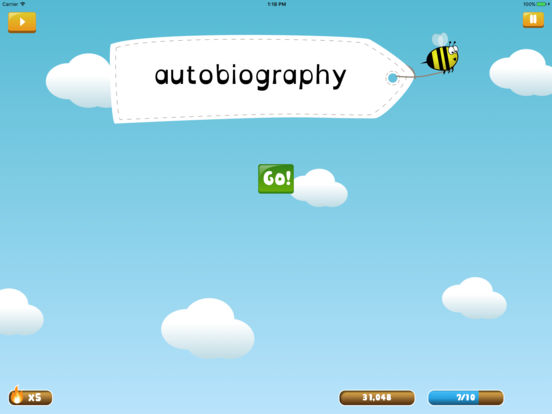 Spelling Shed screenshot #2