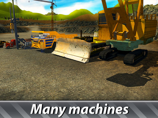 Quarry Machines Simulator screenshot 8