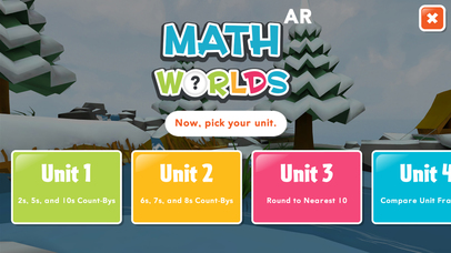 Math Worlds AR screenshot 3
