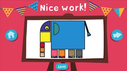 Coloring Book [toddler] screenshot 1