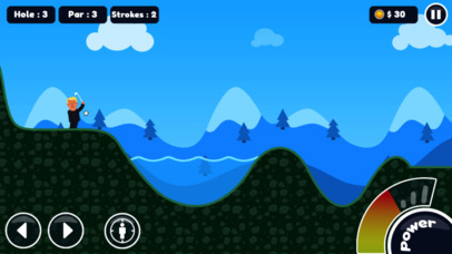 Presidential Golf screenshot 3