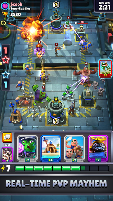 Chaos Battle League screenshot 2