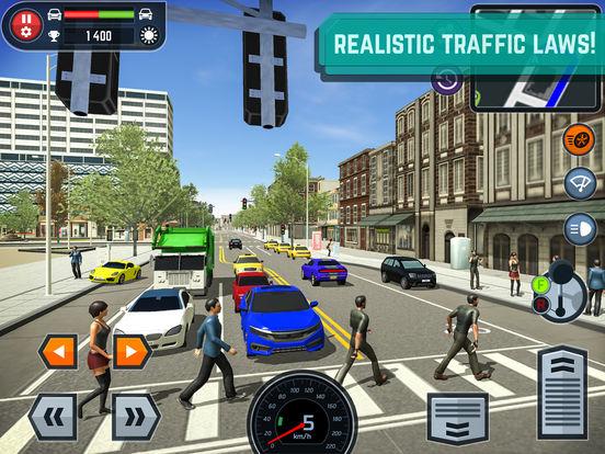 Car Driving School Simulator screenshot 6