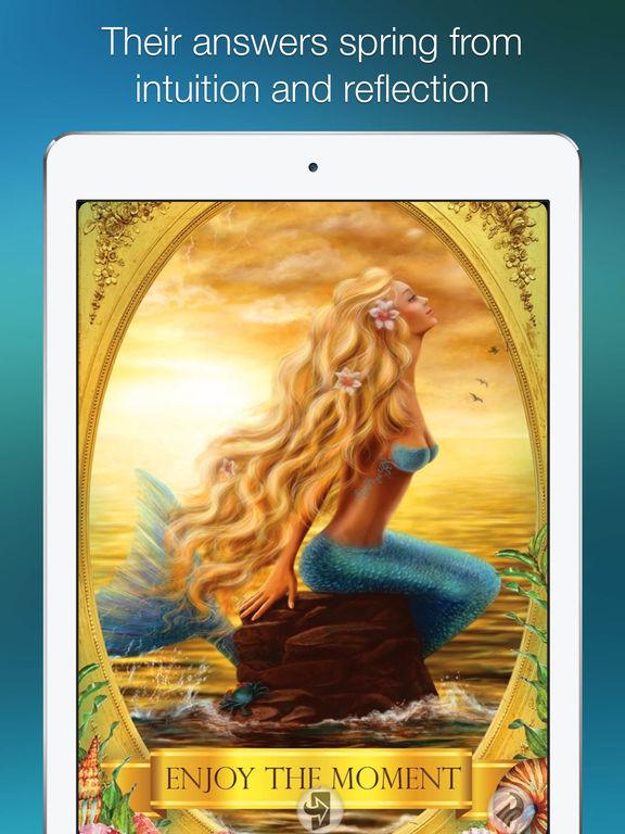 Ask the Mermaids Oracle Cards screenshot 10