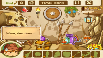 Billy the Treasure Hunter screenshot 2