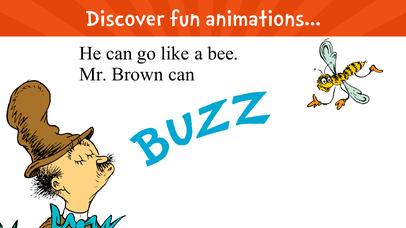 Mr. Brown Can Moo! Can You? screenshot 2