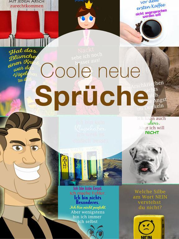Coole neue Sprüche - Spruchbilder Witze zum Posten screenshot 6