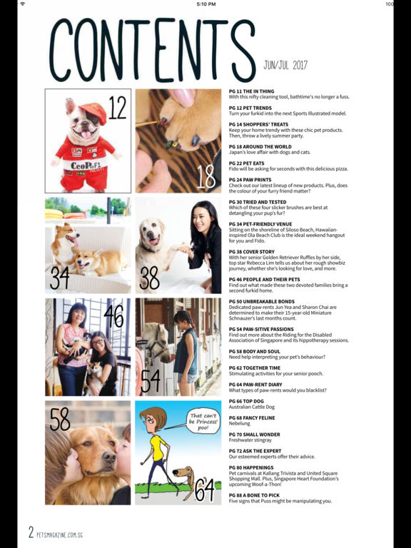 Pets (Magazine) screenshot 7