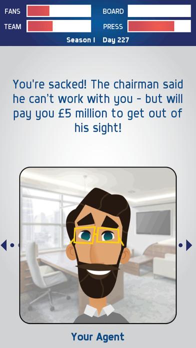 Swipe Manager: Soccer screenshot 5