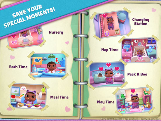 Doc McStuffins: Baby Nursery screenshot 10