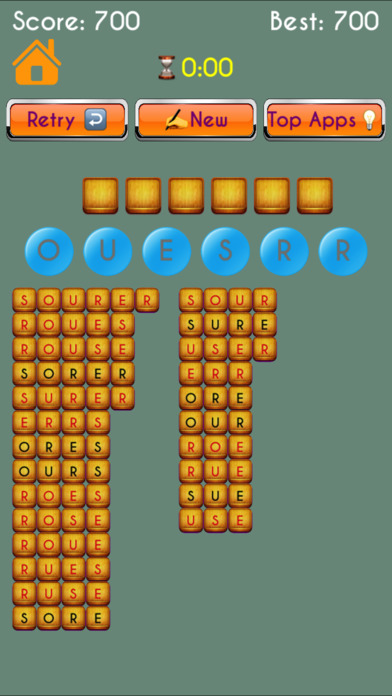 WORD CONNECT FLOW SAGA screenshot 4